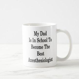 Mon papa est à l'école à devenir le meilleur mug