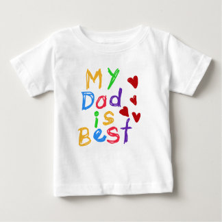 Mon papa est le meilleur T-shirt