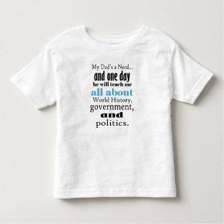 Mon papa est un ballot d'histoire, T-shirt du