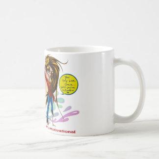Mon petit zombi 2 de motivation mug