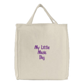 Mon peu de sac de musique