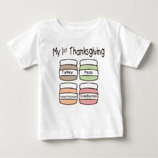 Mon premier T-shirt de thanksgiving