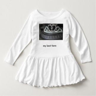 mon T-shirt de diadème pour l'enfant en bas âge