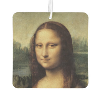 Mona Lisa La Gioconda door Leonardo da Vinci Luchtverfrisser