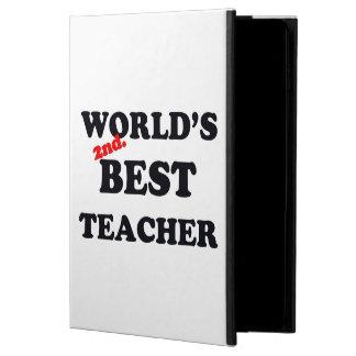 Monde 2ème. Le meilleur professeur Coque Powis iPad Air 2