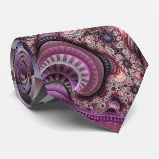 Monde de Mandelbrot de fractale nouveau Cravate