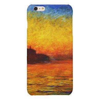Monet-Coucher du soleil de Claude à Venise