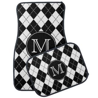 noir et blanc tapis de sol noir et blanc tapis de voiture. Black Bedroom Furniture Sets. Home Design Ideas