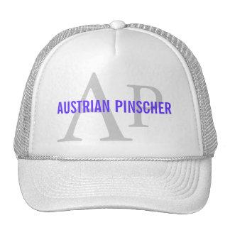 Monogramme autrichien de Pinscher Casquette