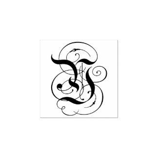 """Monogramme de la lettre de fantaisie """"Y"""""""