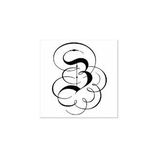 """Monogramme de la lettre de fantaisie """"Z"""""""
