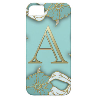 monogramme de l'alphabet A Coques iPhone 5 Case-Mate