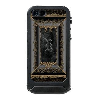 Monogramme victorien d'Ava Coque iPhone 5 Incipio ATLAS ID™