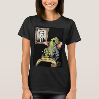 Monsieur Cthulhu année 1 - le T-shirt des femmes