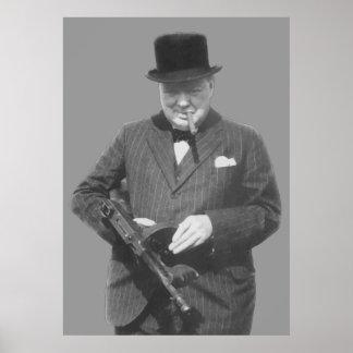 Monsieur Winston Churchill
