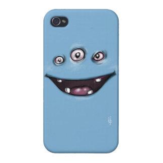 Monsterphone! iPhone 4/4S Hoesjes