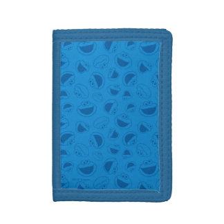 Monstre de biscuit | je motif bleu impressionnant
