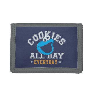 Monstre de biscuit quotidien