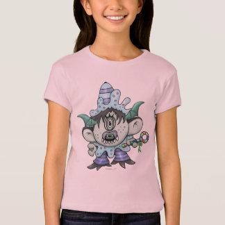 MONSTRE de T-shirt de TOUBAKOU