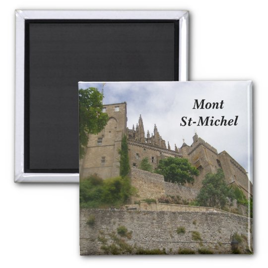 Mont-St-Michel - Aimant