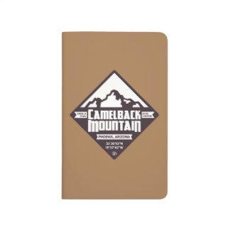 Montagne de Camelback - journal de poche