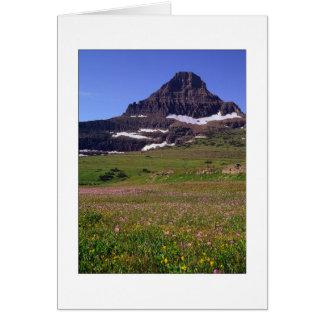 """Montagne de Reynolds "" Carte"