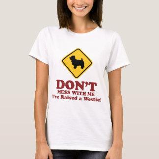 Montagne Terrier blanc occidentale T-shirt