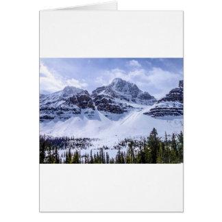 Montagnes 1 d'ALBERTA Carte