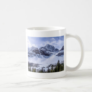 Montagnes 1 d'ALBERTA Mug Blanc