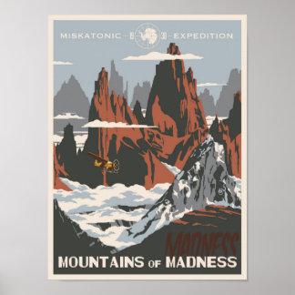 Montagnes de folie