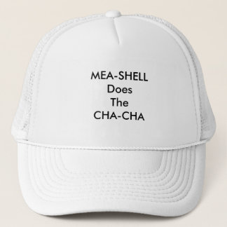 Montant éligible maximum-SHELLDoesThe CHA-CHA Casquette