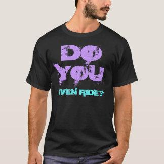 Montez-vous même ? Emballage du T-shirt de coutume