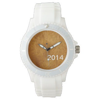 Montre 2014 Leather Background