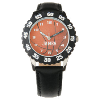 Montre Basket-ball de monogramme