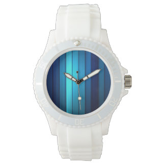 Montre Blue Rainbow