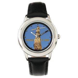 Montre-bracelet de Vancouver Canada de l'enfant de Montres Bracelet