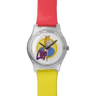 Montre Clop le mod de collection de montres. Couleurs