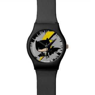 Montre Coup-de-pied de foudre de Chibi Batman