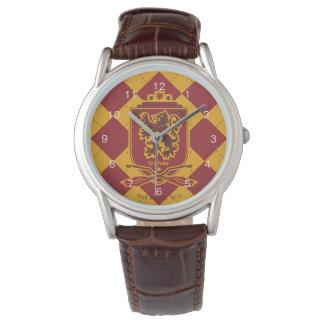Montre Crête de Harry Potter   Gryffindor QUIDDITCH™