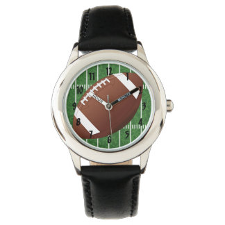 Montre de conception du football