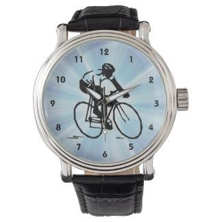 Montre de recyclage de conception montres bracelet