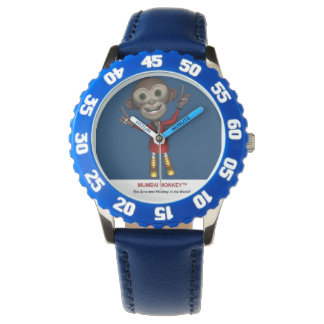 Montre d'enfants - Mumbai Monkey™
