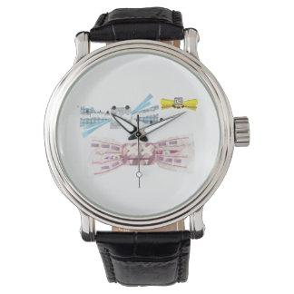 Montre douce de battes montres bracelet
