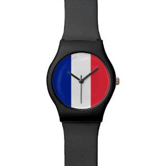 Montre Drapeau de la France
