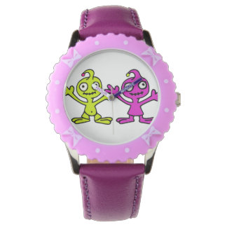 MONTRE FRIENDLY ALLIENT KIDS WRIST WATCH, GIRL ALLIENT WA