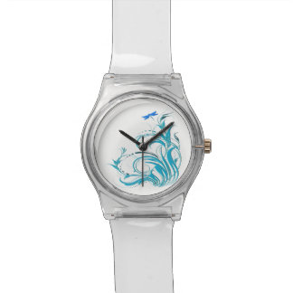 Montre Good Night Dragonfly