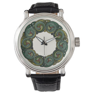 Montre Guirlande celtique