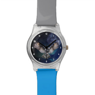 Montre Hibou en vol