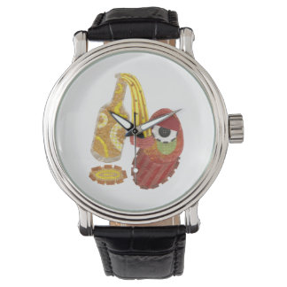 Montre ivre de mangue