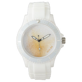 Montre Jet orange frais